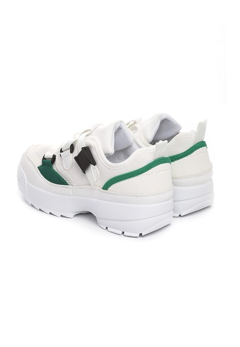 Białe Sneakersy Superable