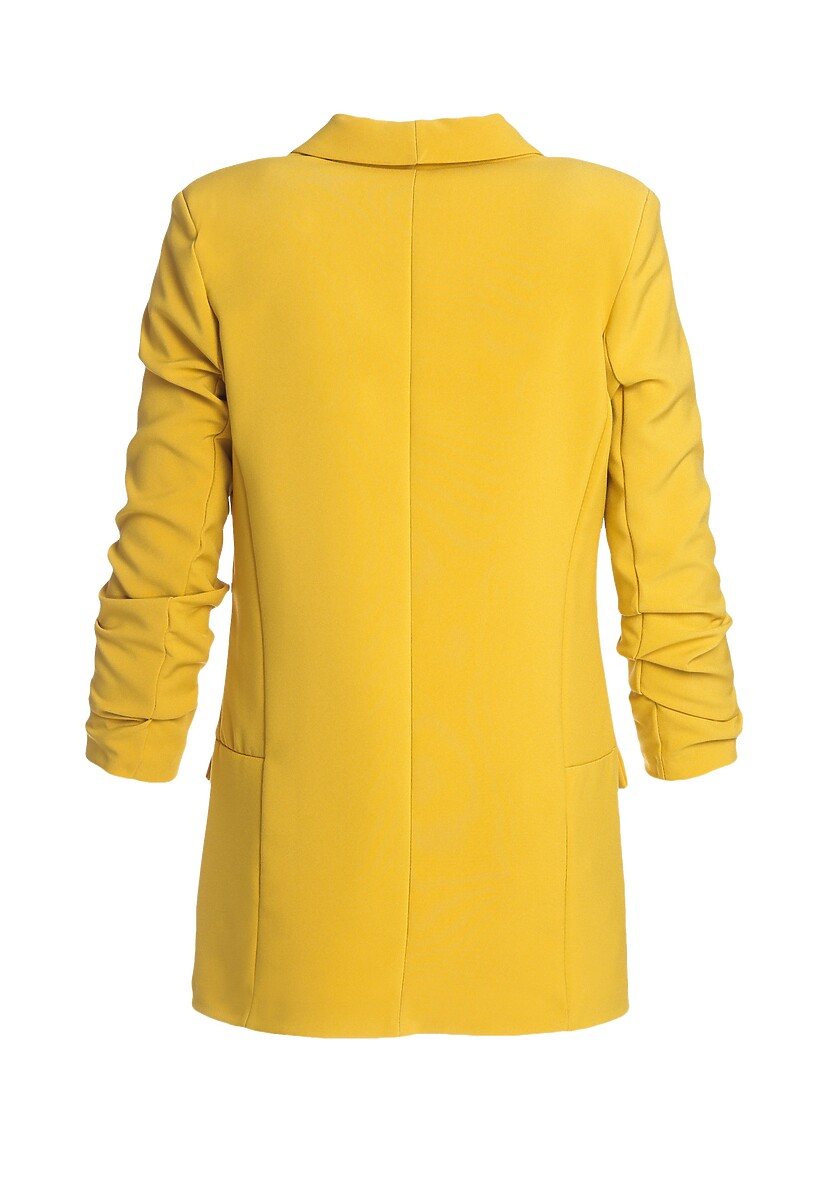 Żółta Marynarka Sleuth