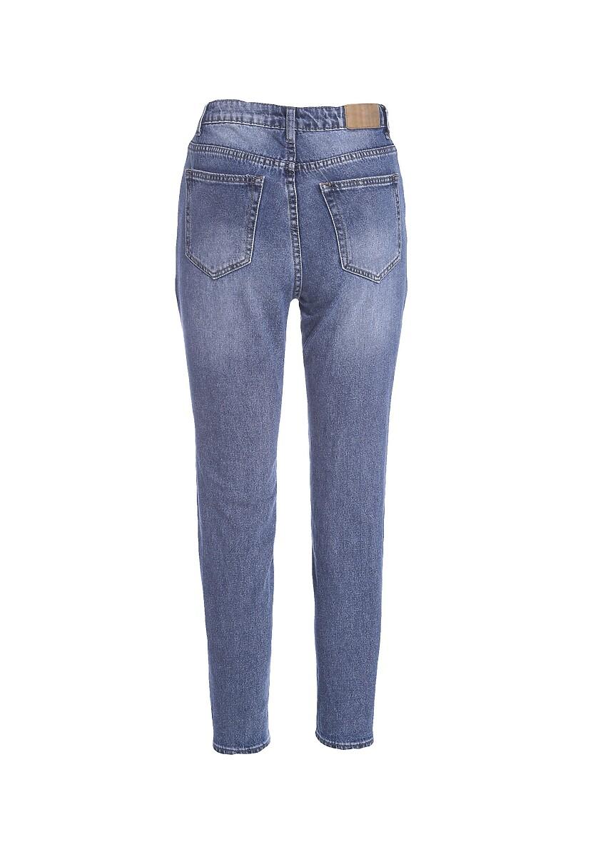 Niebieskie Jeansy Expressiveness