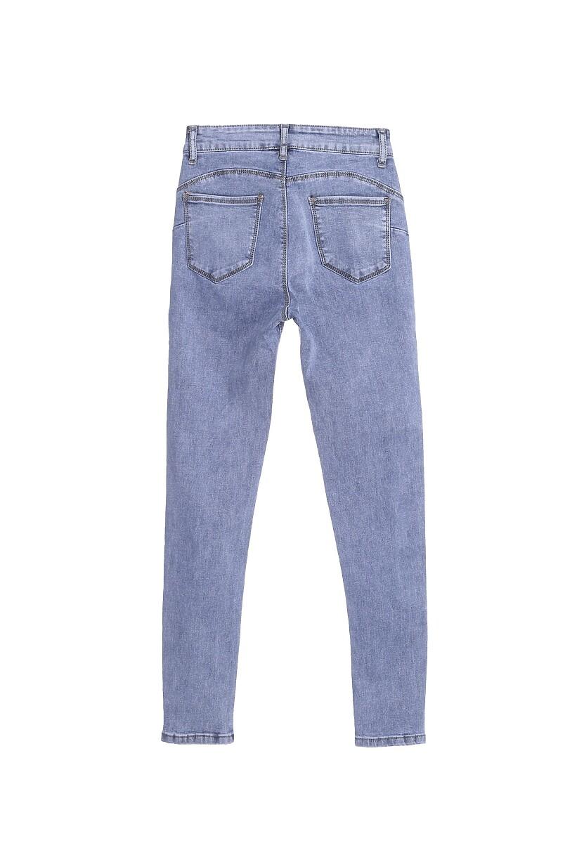 Niebieskie Jeansy Commutative
