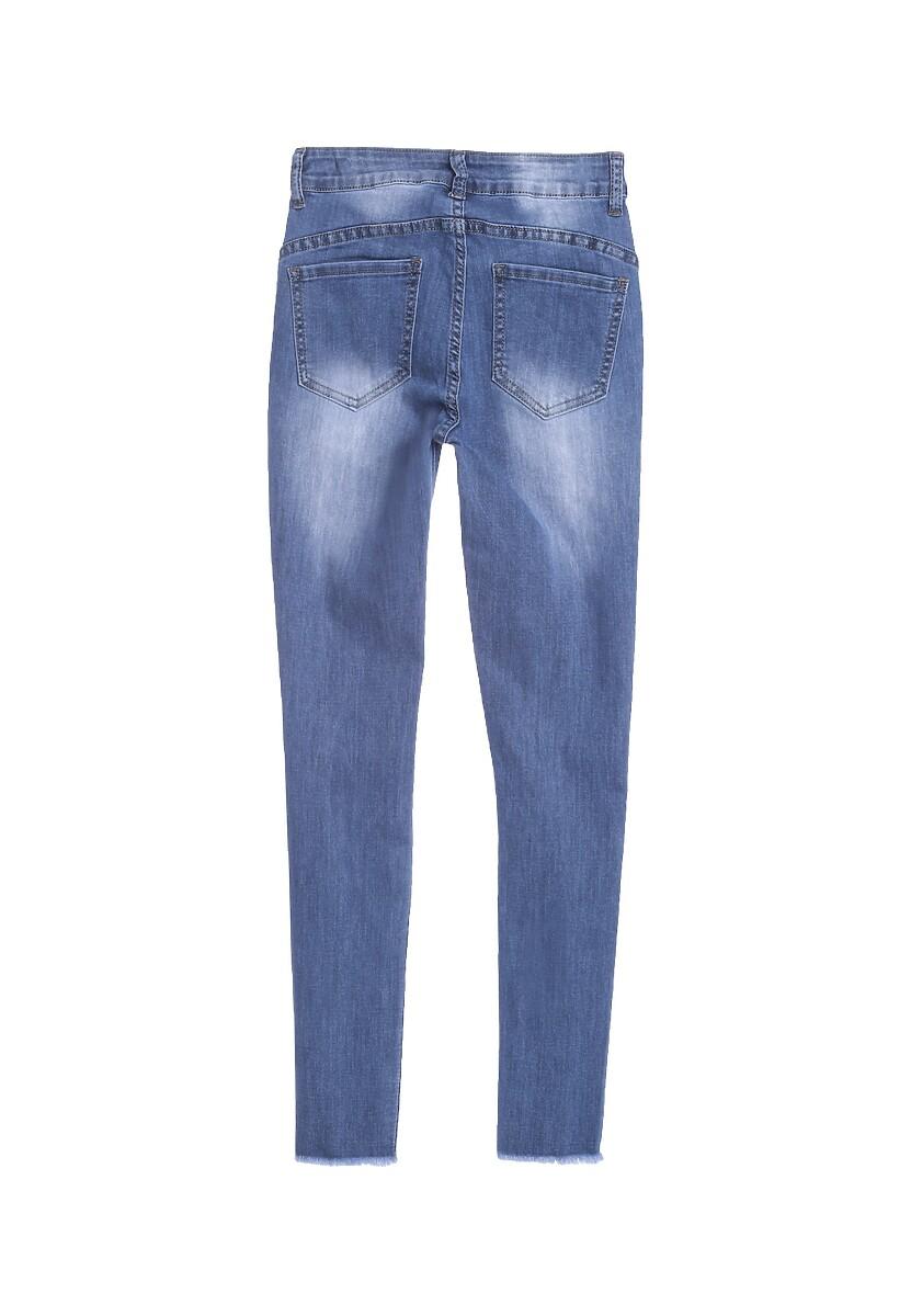 Niebieskie Jeansy Musicality