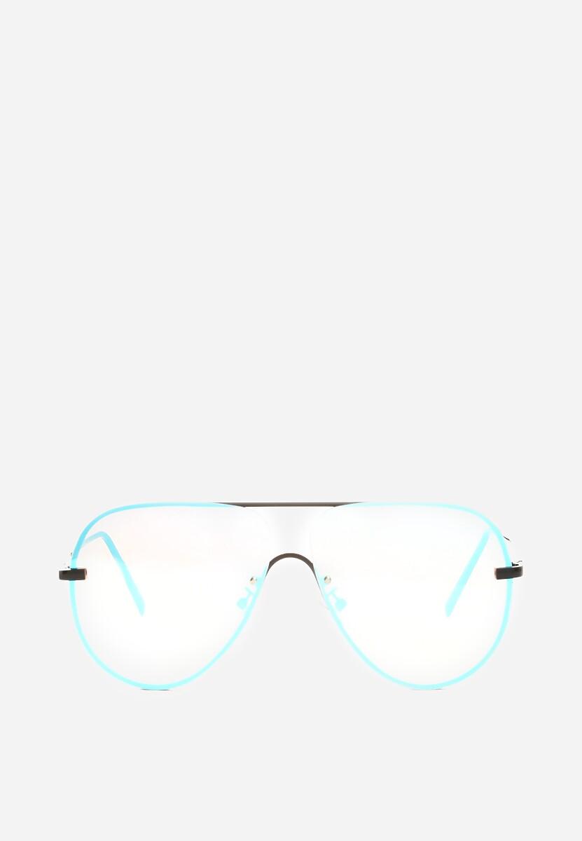 Niebieskie Okulary Bent Upon