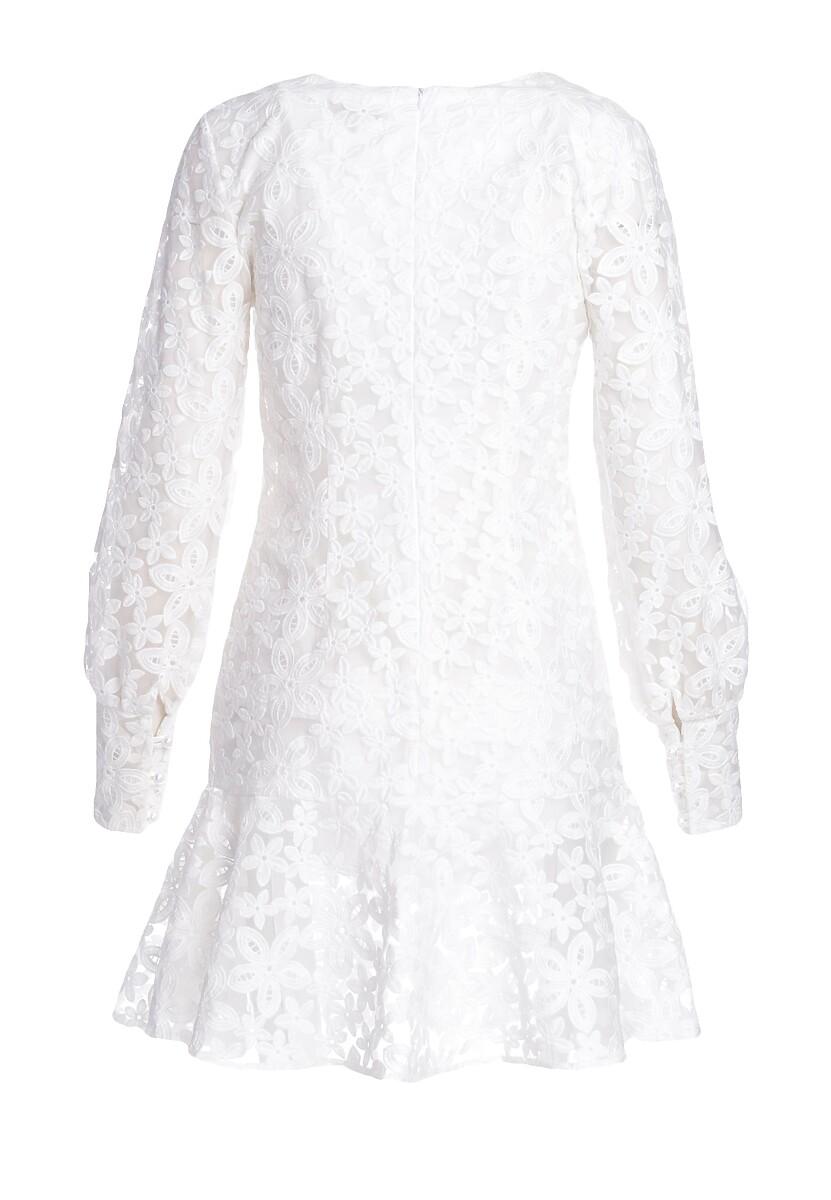 Biała Sukienka A Simplistic Melody