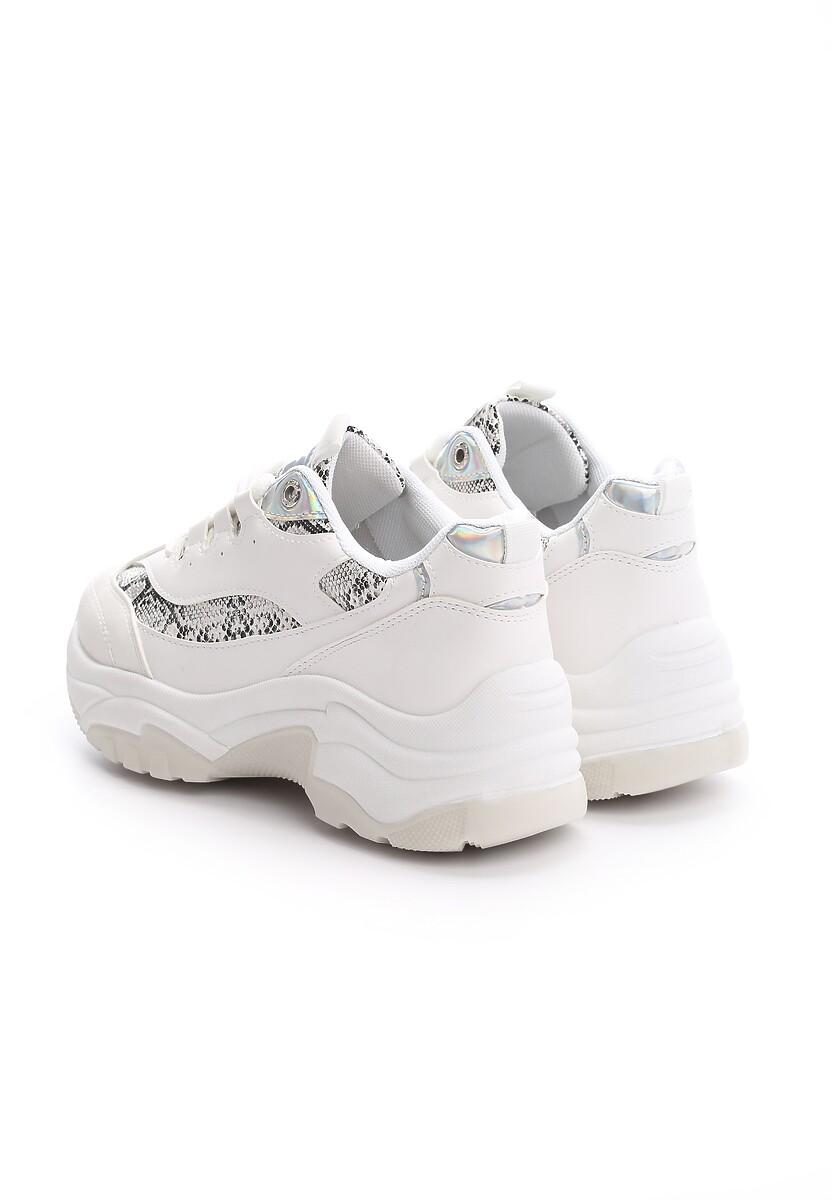 Białe Sneakersy Witticisms