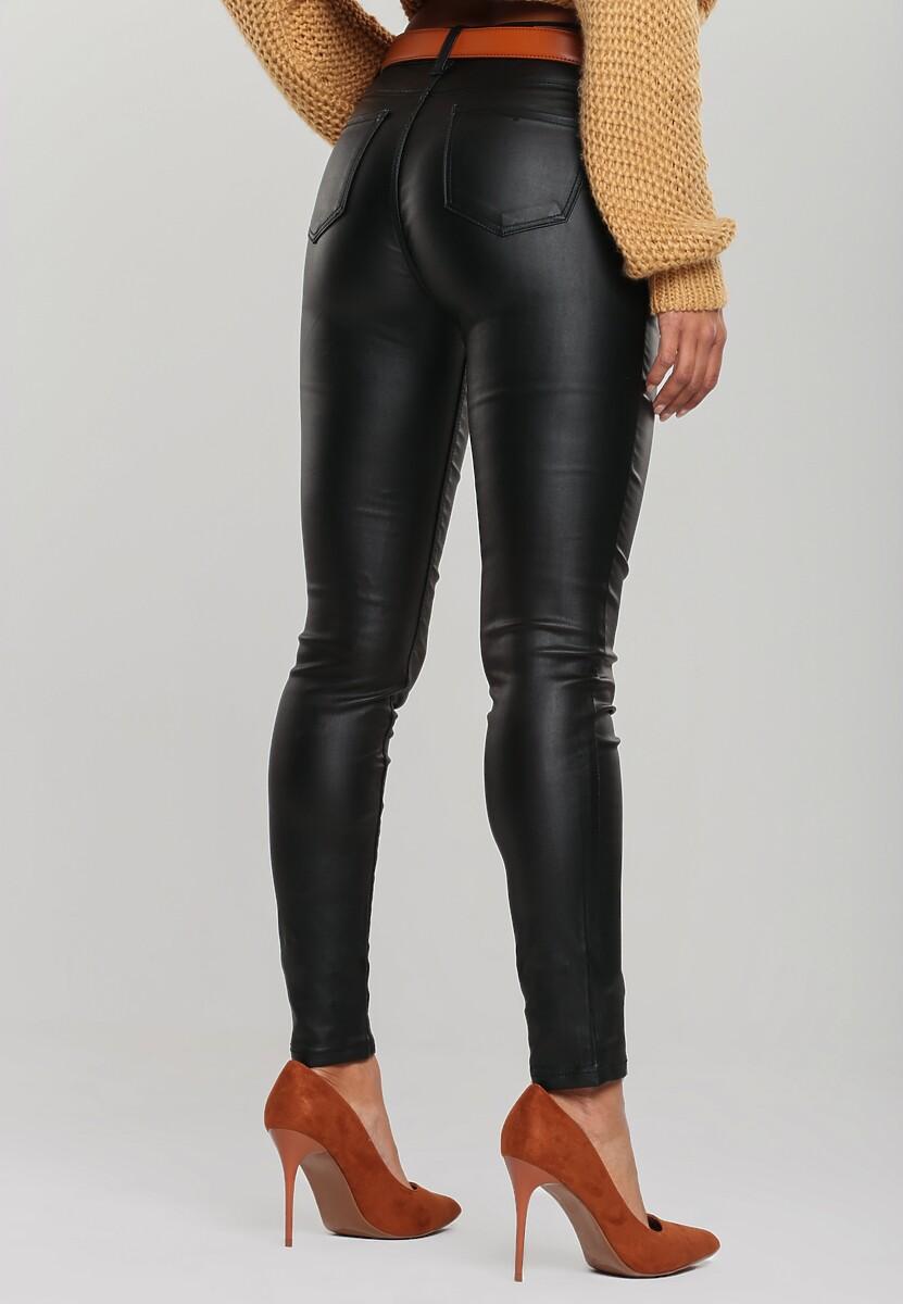 Czarne Spodnie Whet