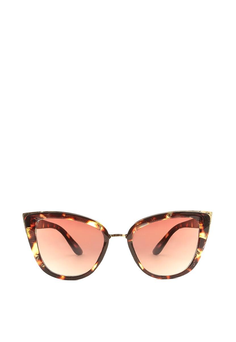 Brązowe Okulary Refreshful