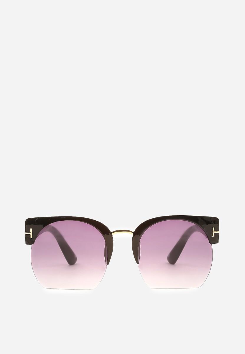 Czarne Okulary Crisp
