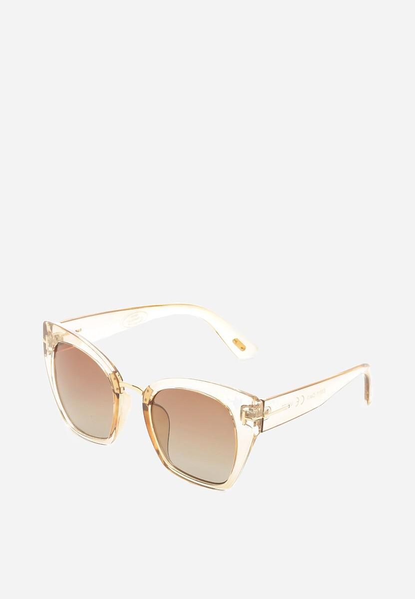 Beżowe Okulary Invigorated