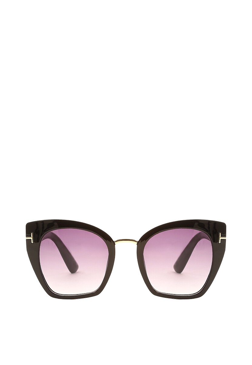 Czarne Okulary Invigorated