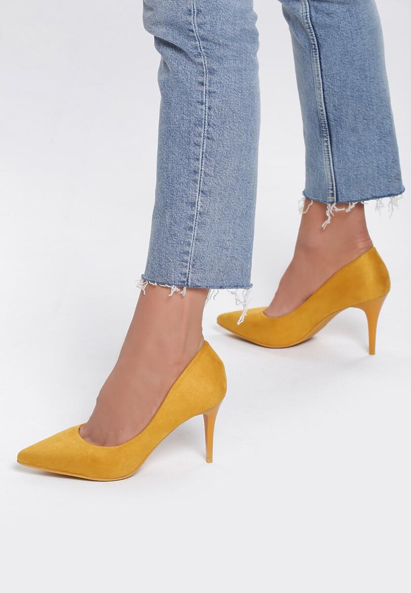 Żółte Szpilki Flawlessly