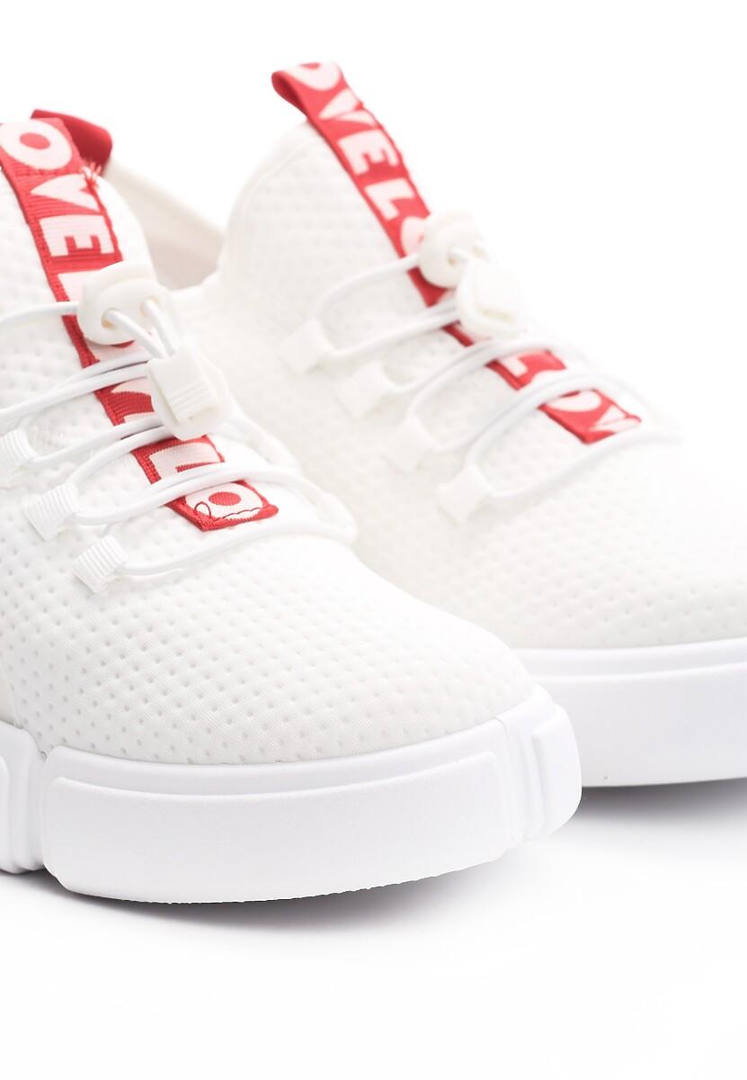 Białe Sneakersy Antarctic Circle