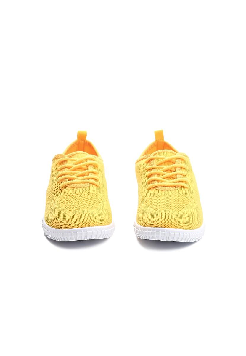 Żółte Buty Sportowe Credibleness