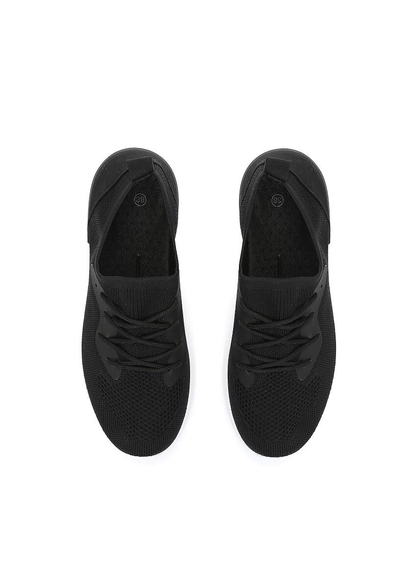 Czarne Buty Sportowe Unsuitability