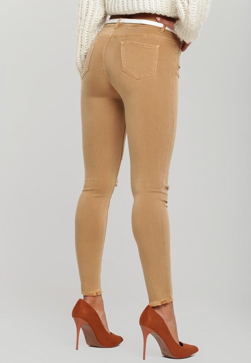 Camelowe Spodnie Screeching