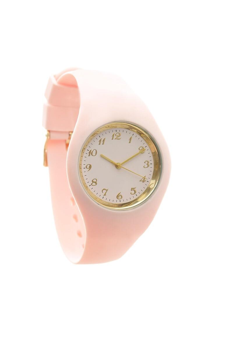 Różowy Zegarek Satisfaction