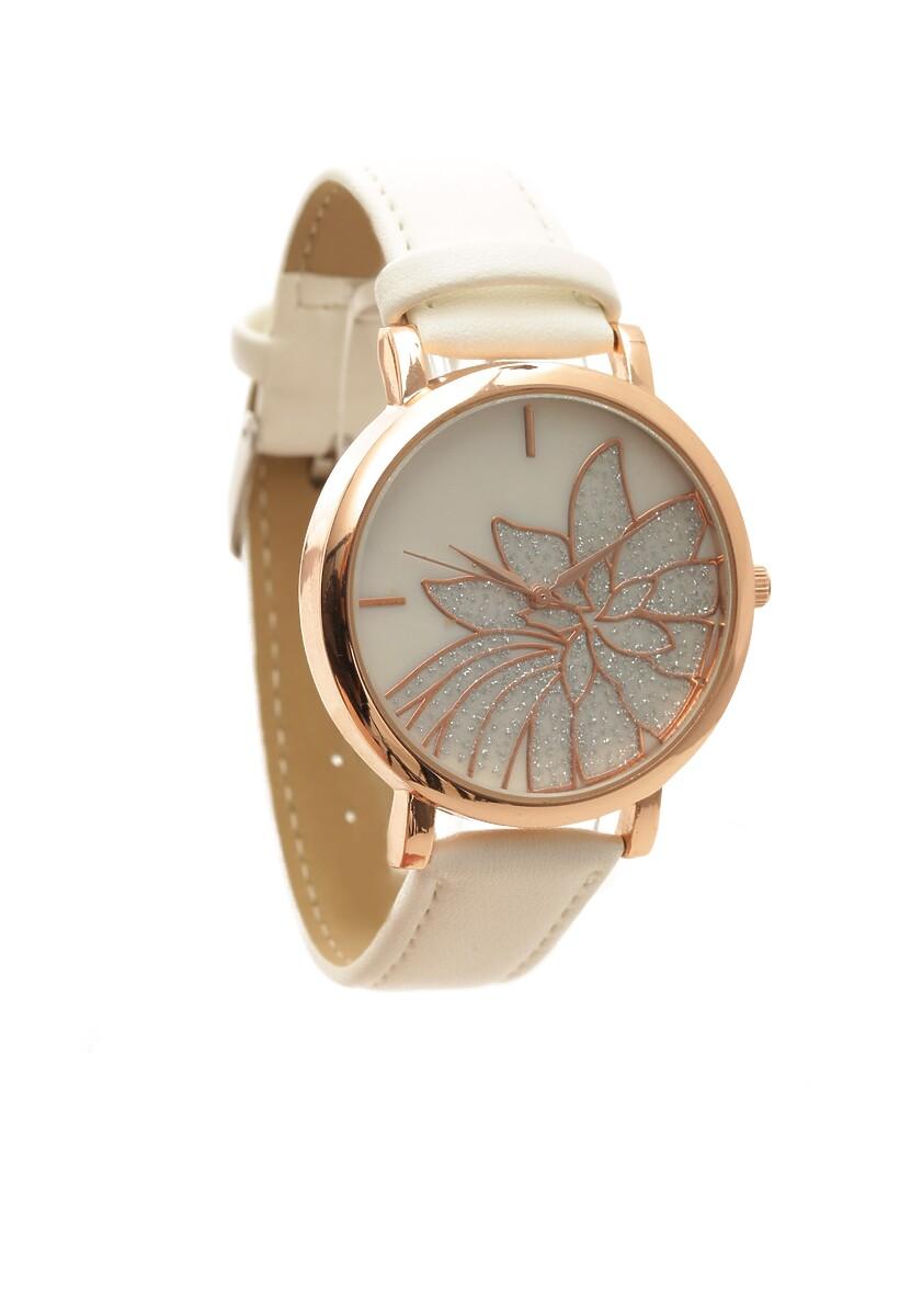 Biały Zegarek Shrill