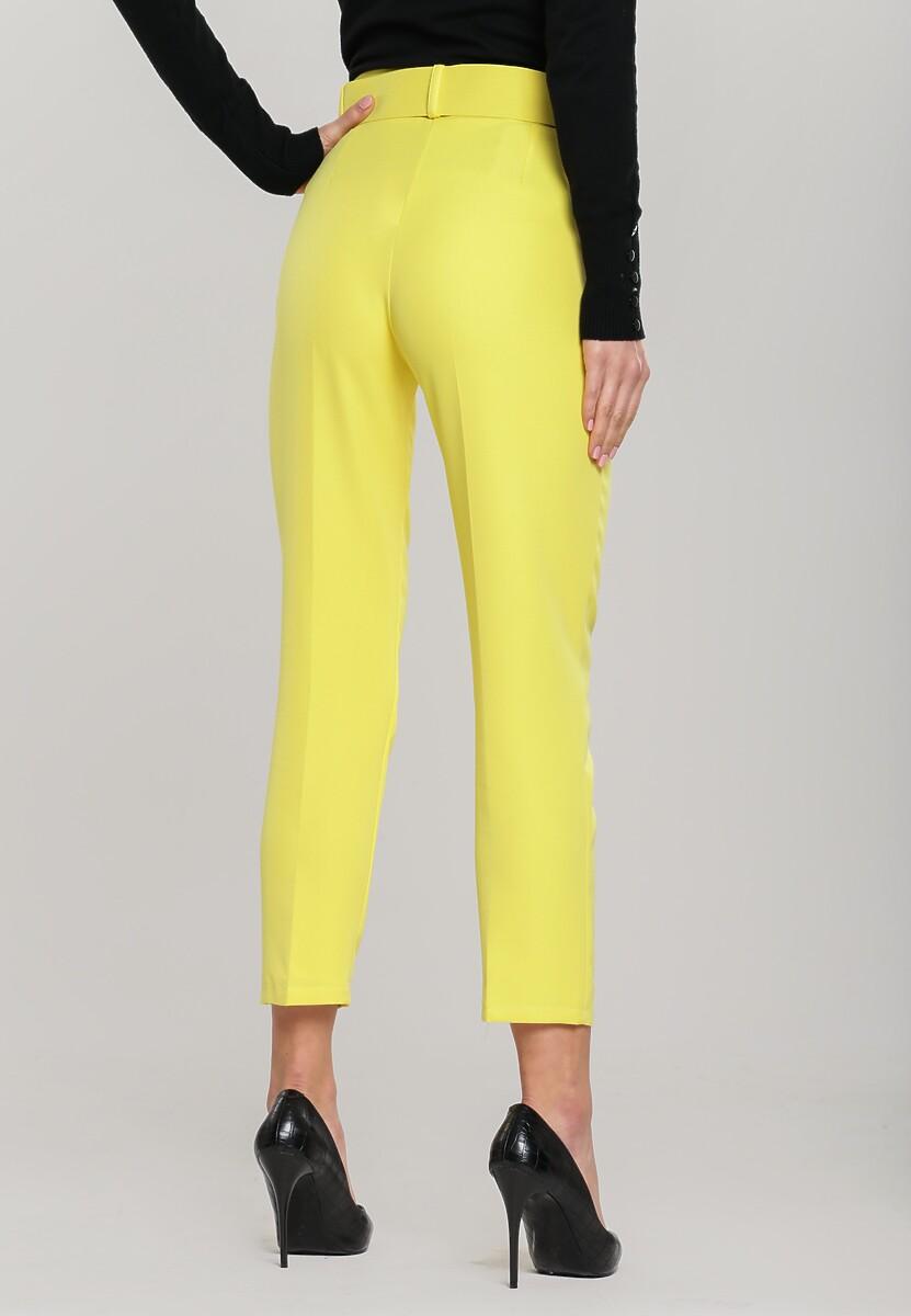Żółte Spodnie Simplicity