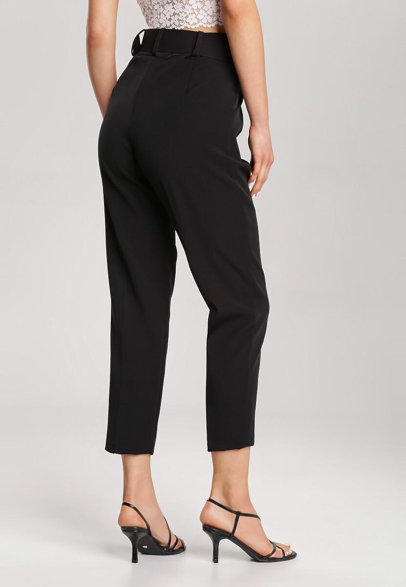 Czarne Spodnie Simplicity