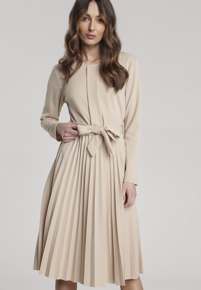 Beżowa Sukienka Sisters Of Mercy Kod produktu: 91803