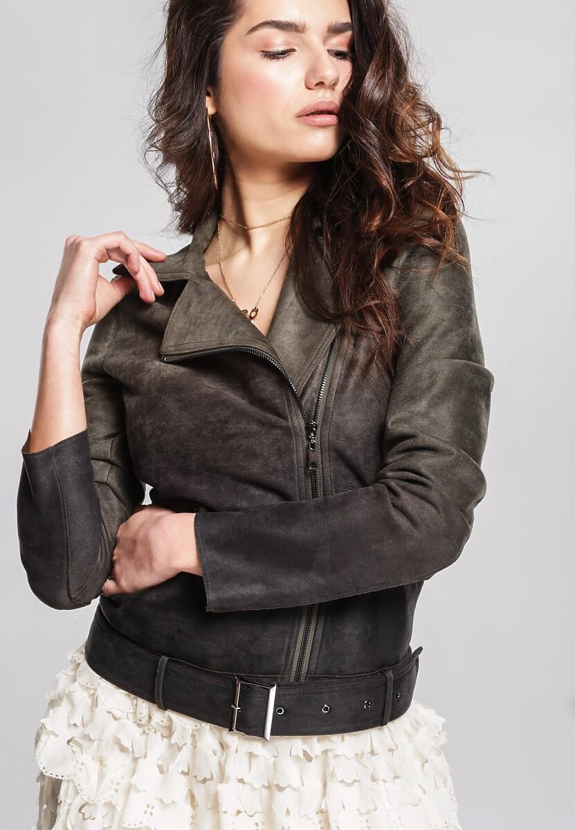 Ciemnozielona Ramoneska Slenderize