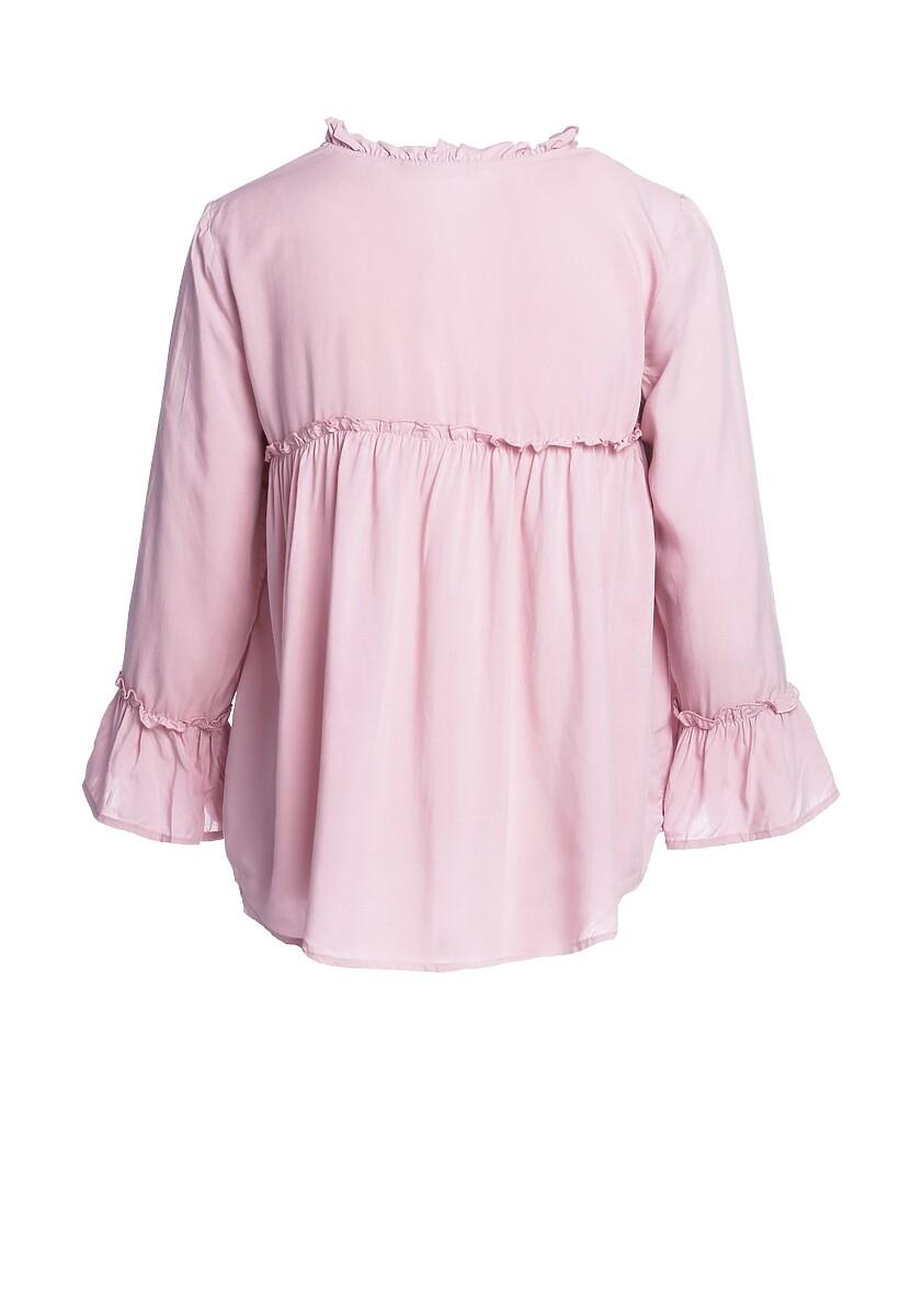 Różowa Bluzka Future Tense