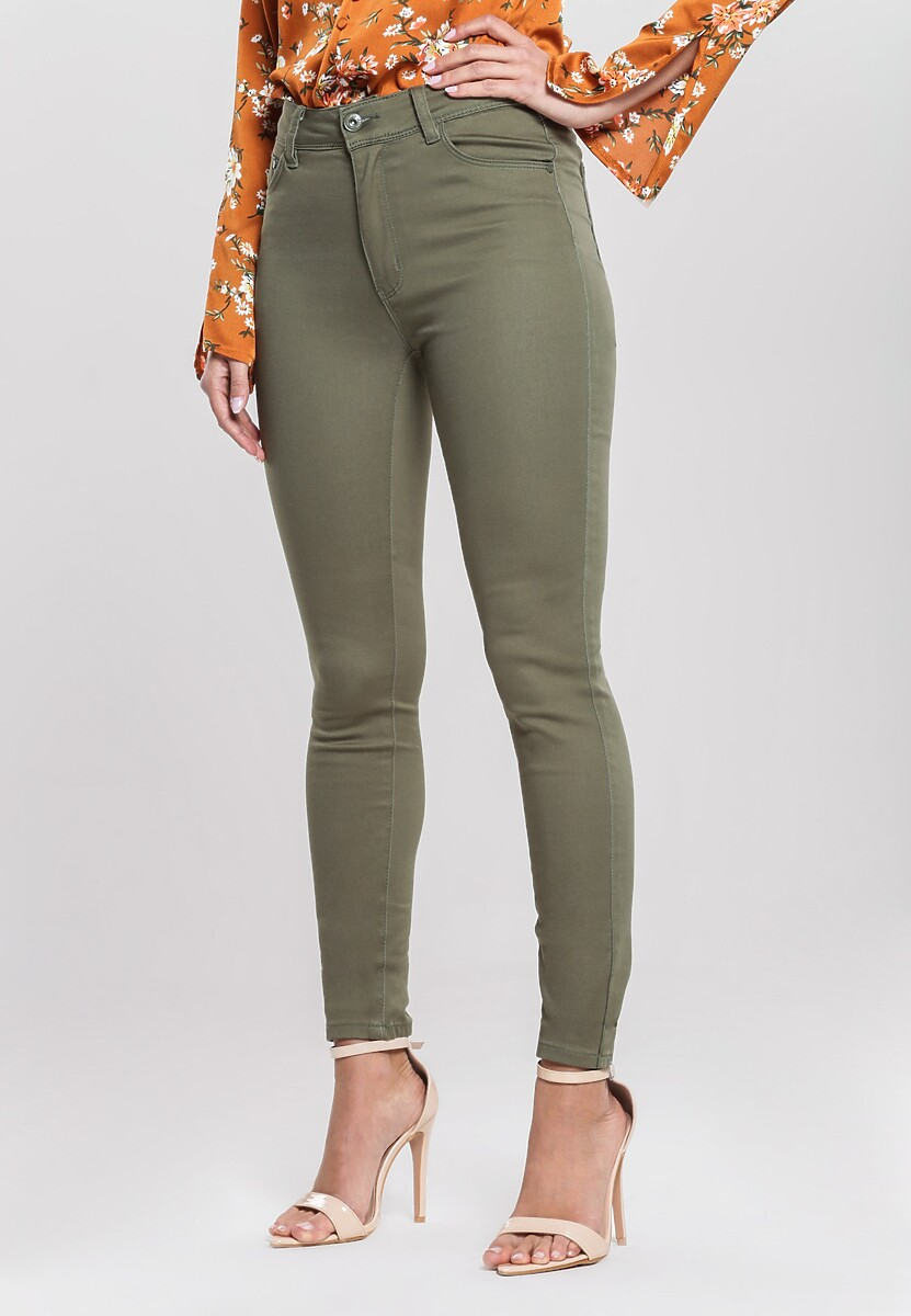 Zielone Spodnie Werecreature