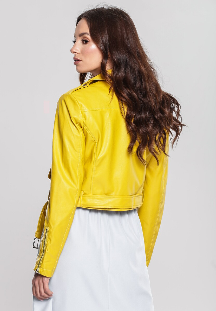 Żółta Ramoneska Efficient Cause