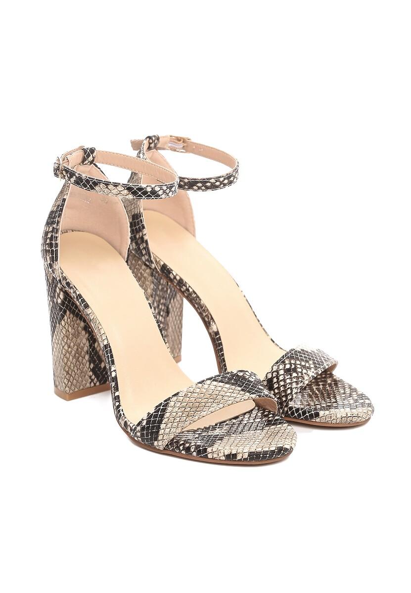 Wężowe Sandały Decimalization