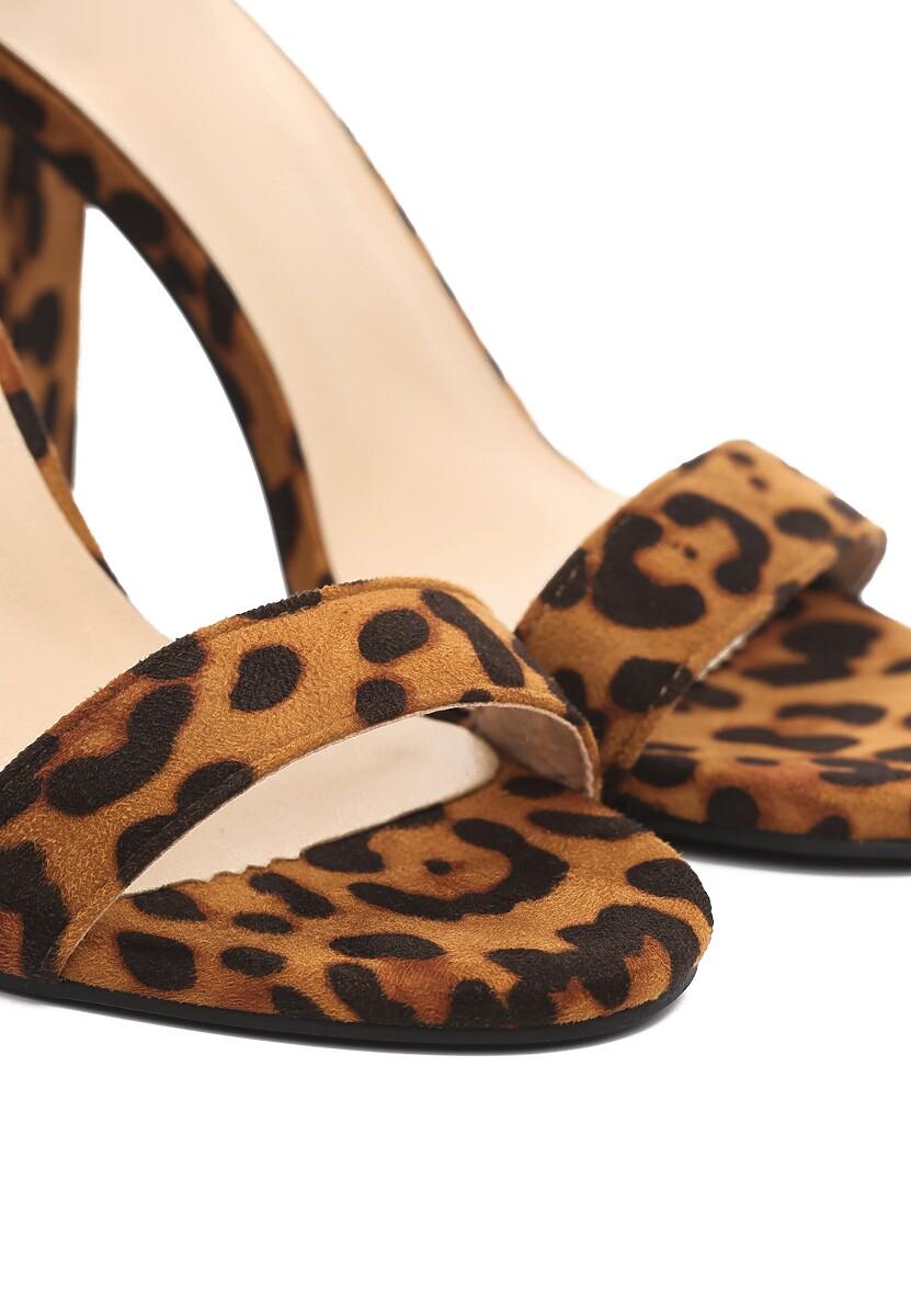 Panterkowe Sandały Decimalization