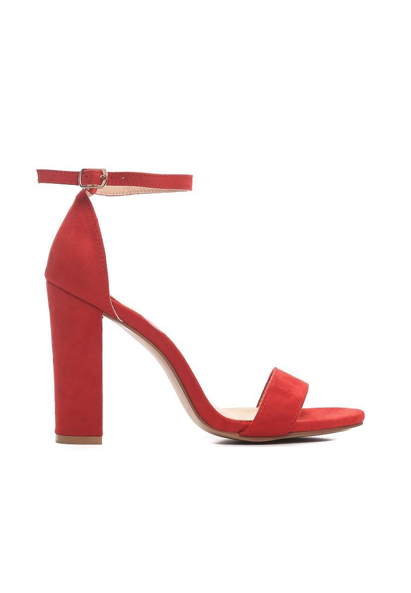 Czerwone Sandały Decimalization