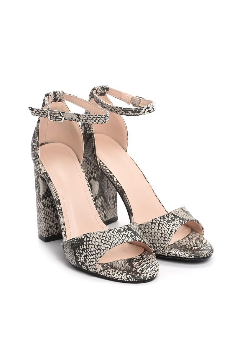 Wężowe Sandały Source