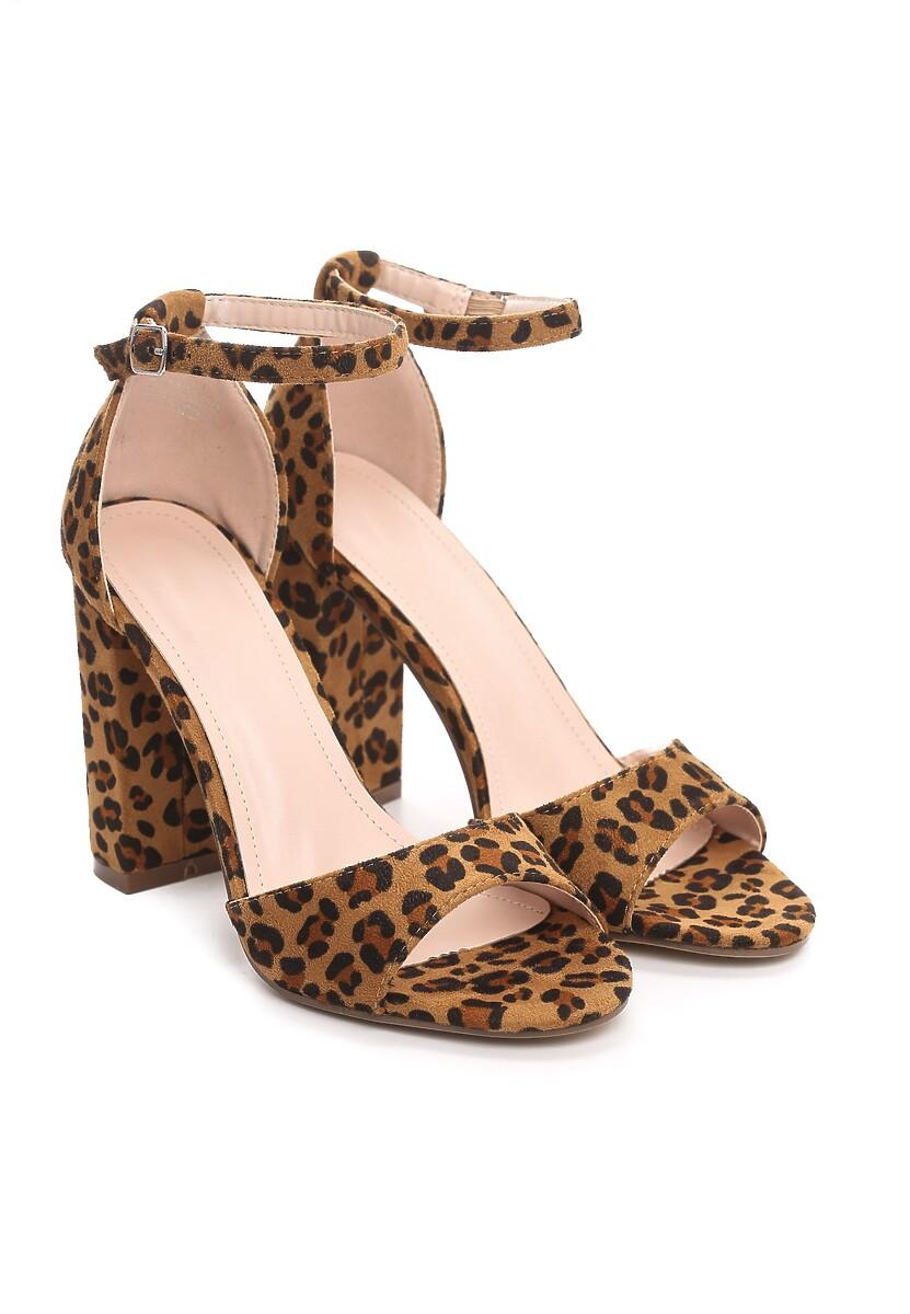 Beżowe Sandały Source