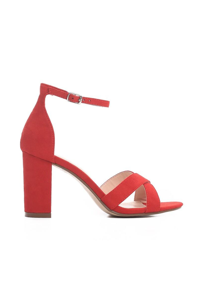 Czerwone Sandały Immortalize
