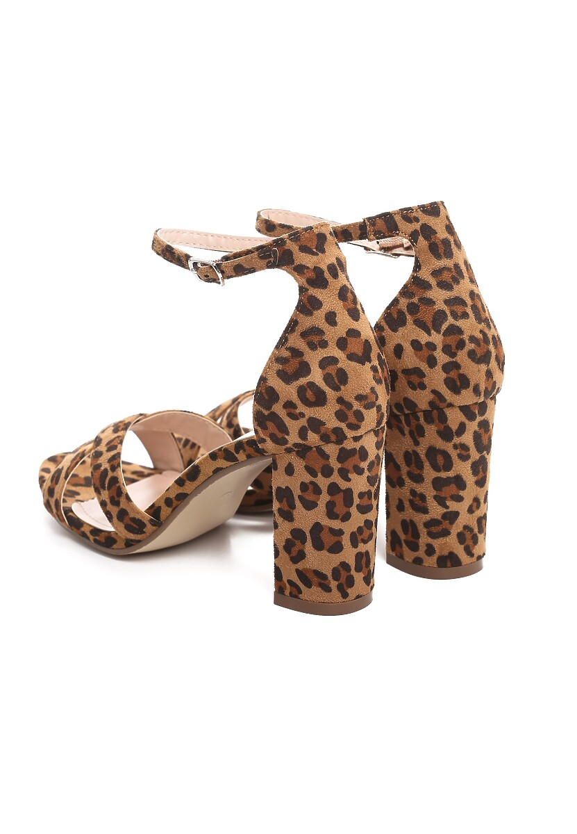 Panterkowe Sandały Immortalize