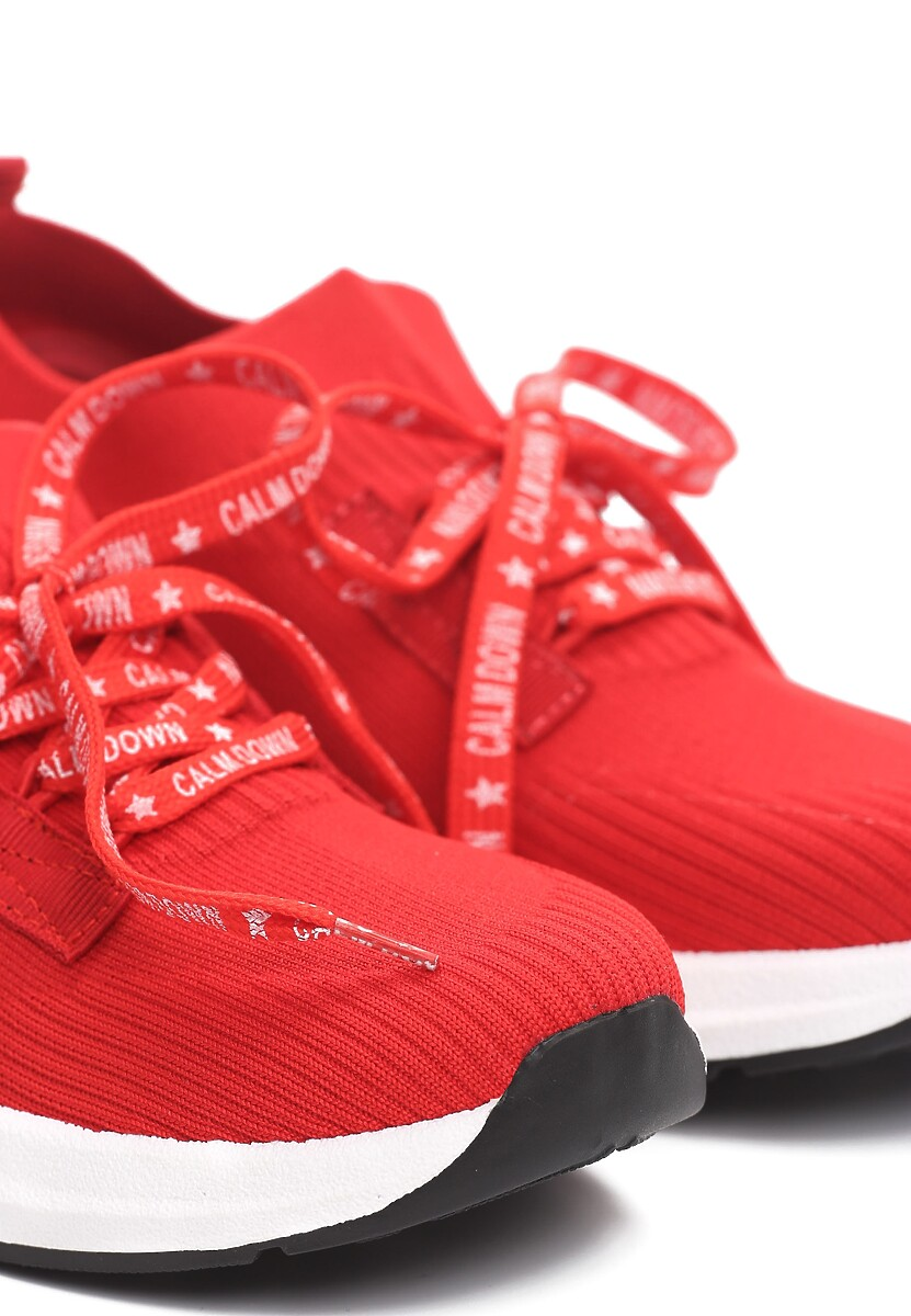 Czerwone Buty Sportowe Epilog