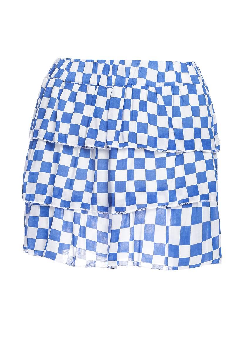 Niebieska Spódnica Metaphorically