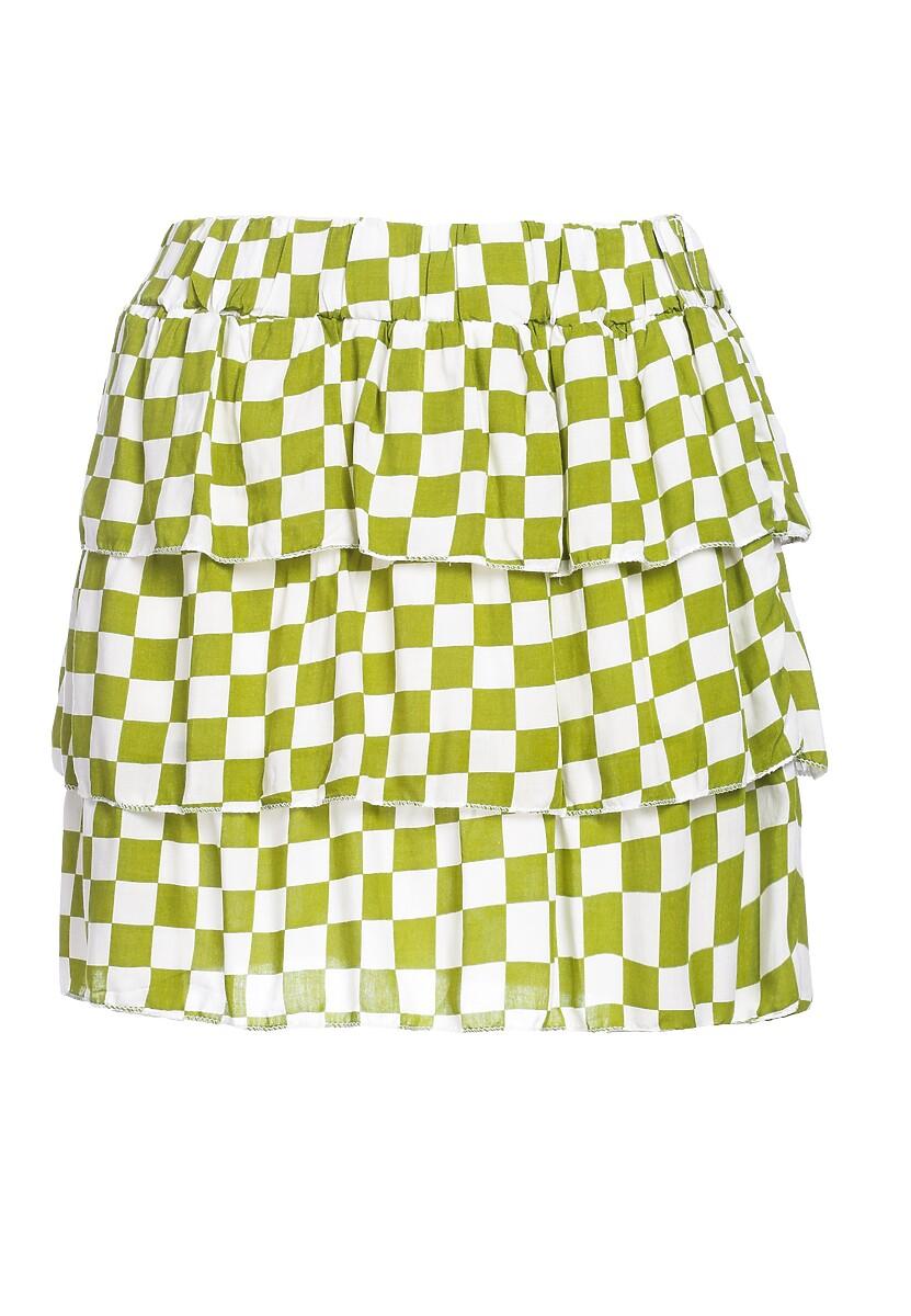 Zielona Spódnica Metaphorically