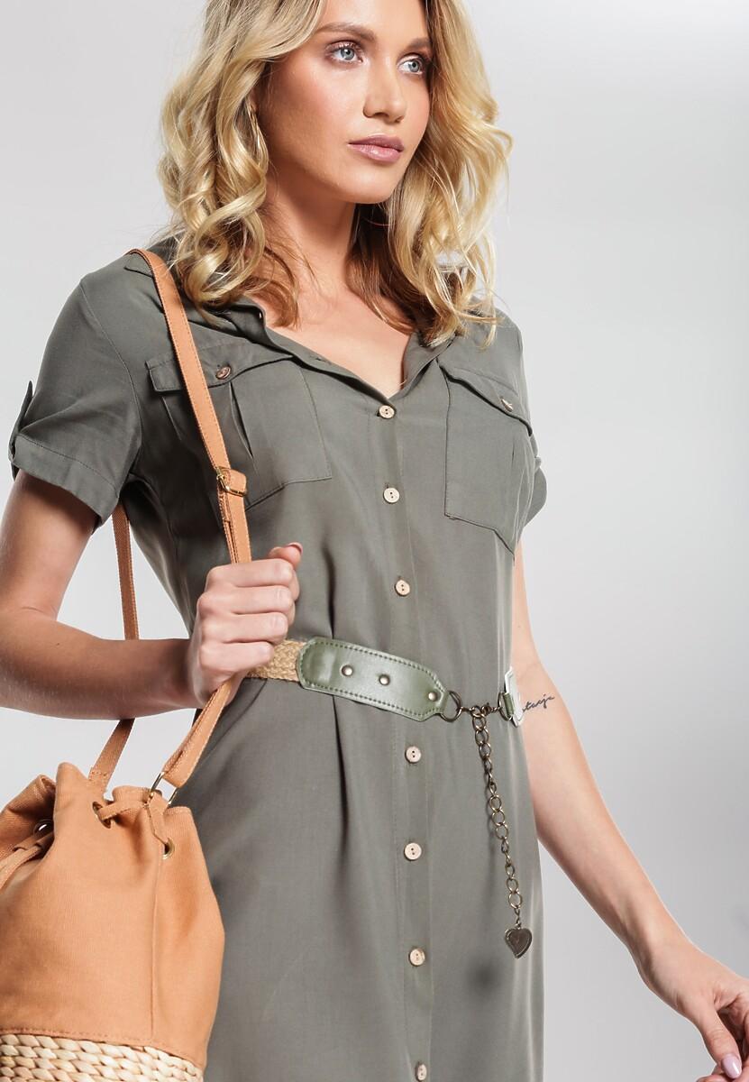 Zielona Sukienka Standardized