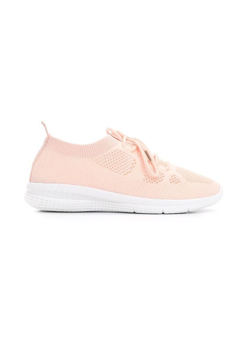 Różowe Buty Sportowe Competitor