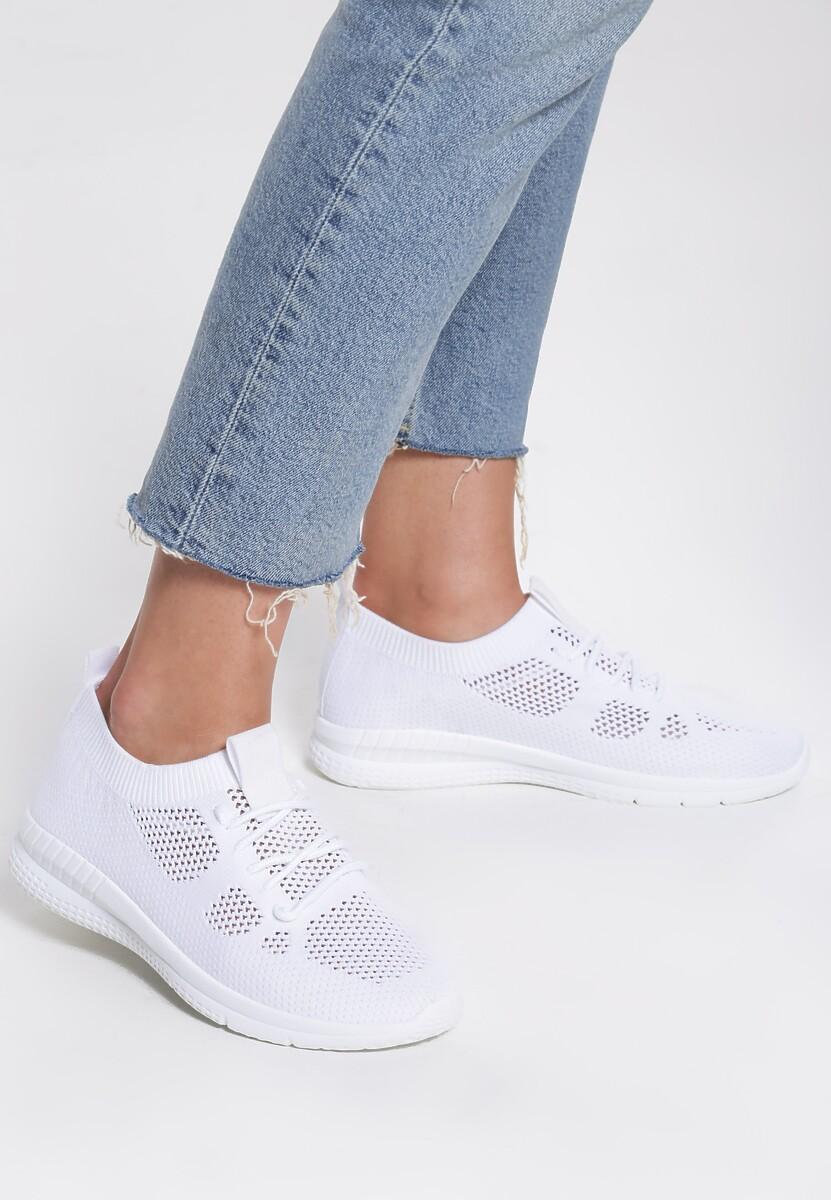 Białe Buty Sportowe Competitor