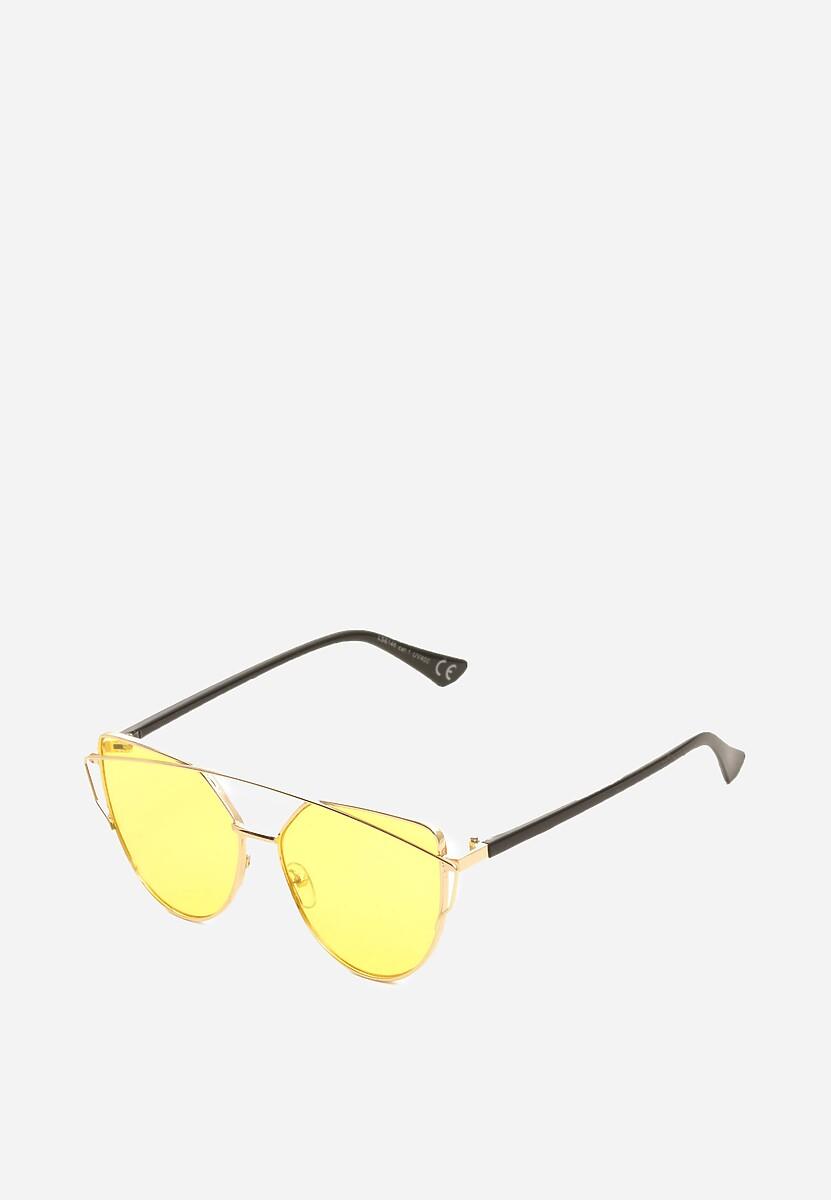 Żółte Okulary Bite