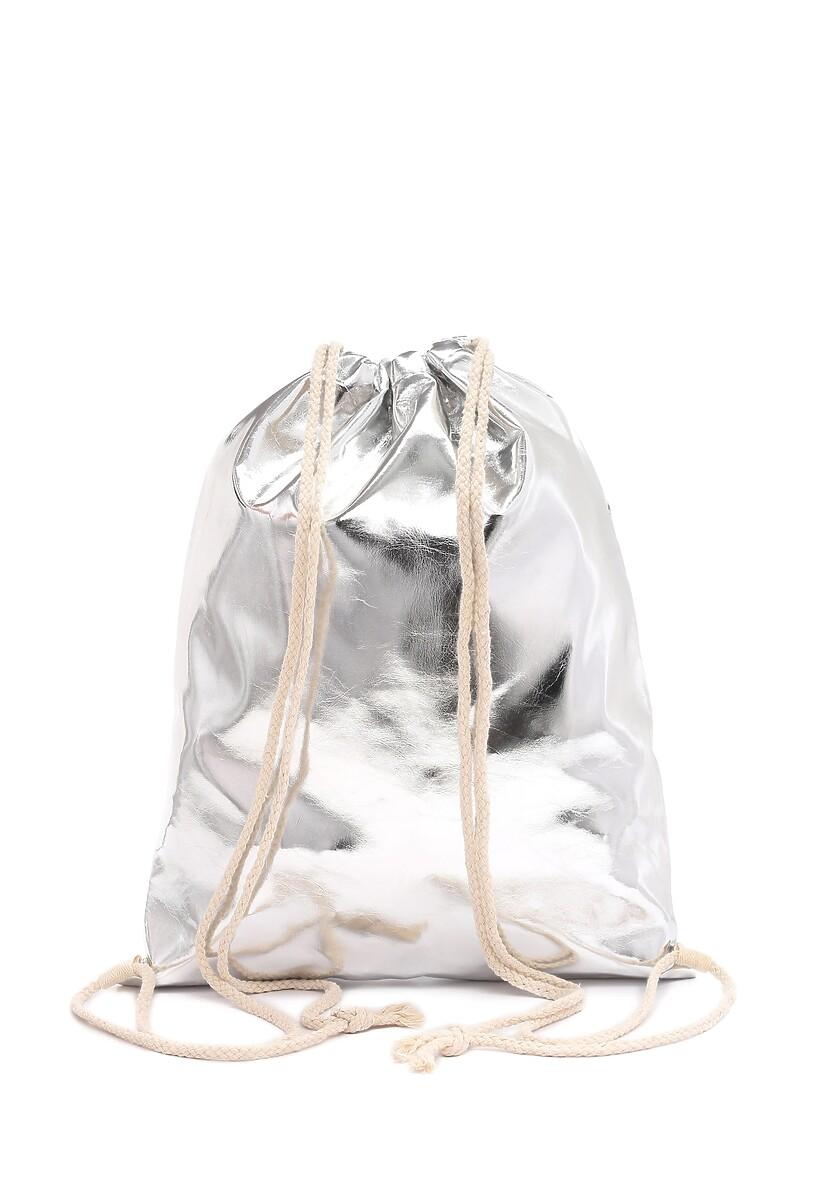 Srebrny Plecak Displeasure