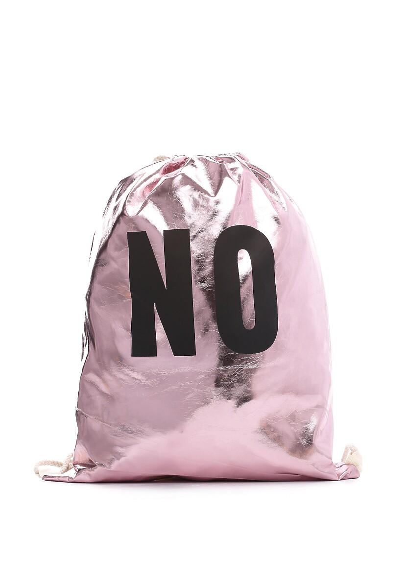 Różowy Plecak Displeasure