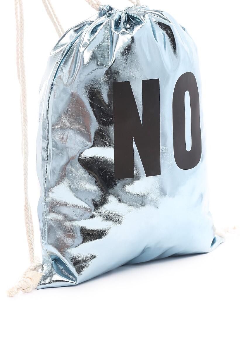 Niebieski Plecak Displeasure