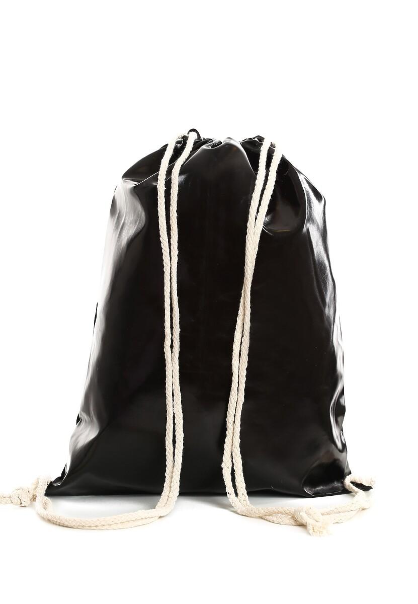 Czarny Plecak Groans