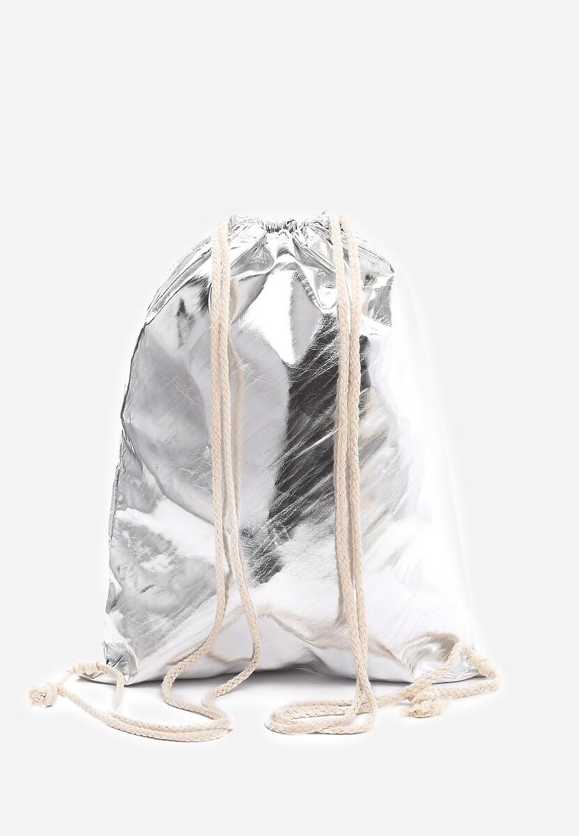 Srebrny Plecak Groans