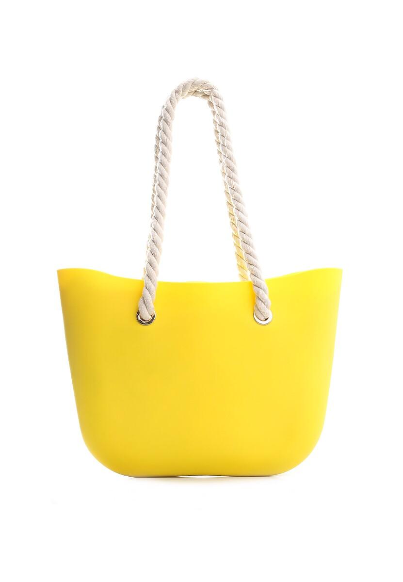 Żółta Torebka Roll Dice