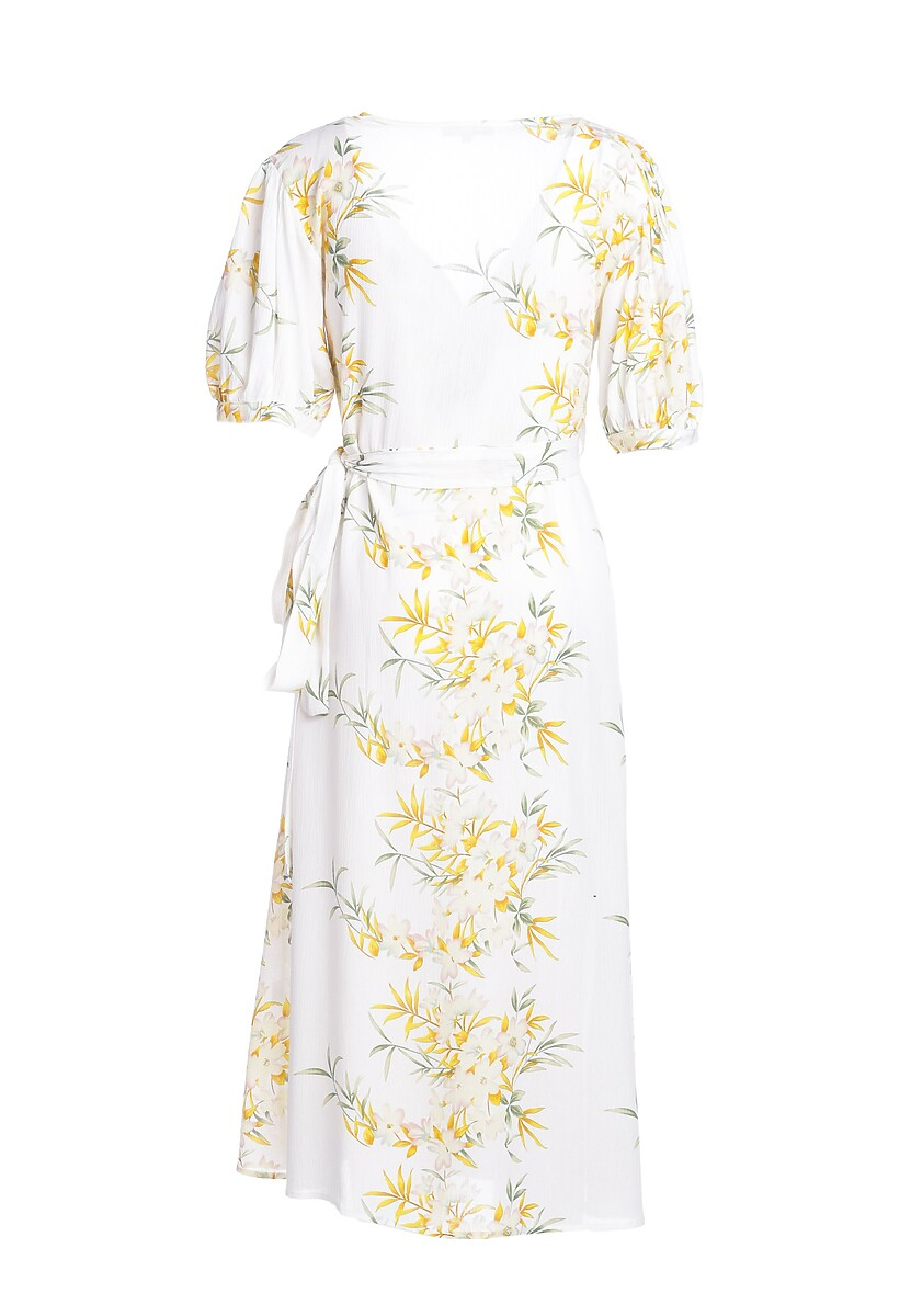 Biała Sukienka Tropopause