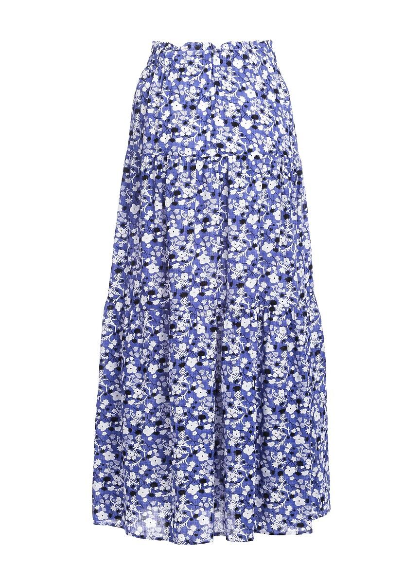 Niebieska Spódnica Thingness