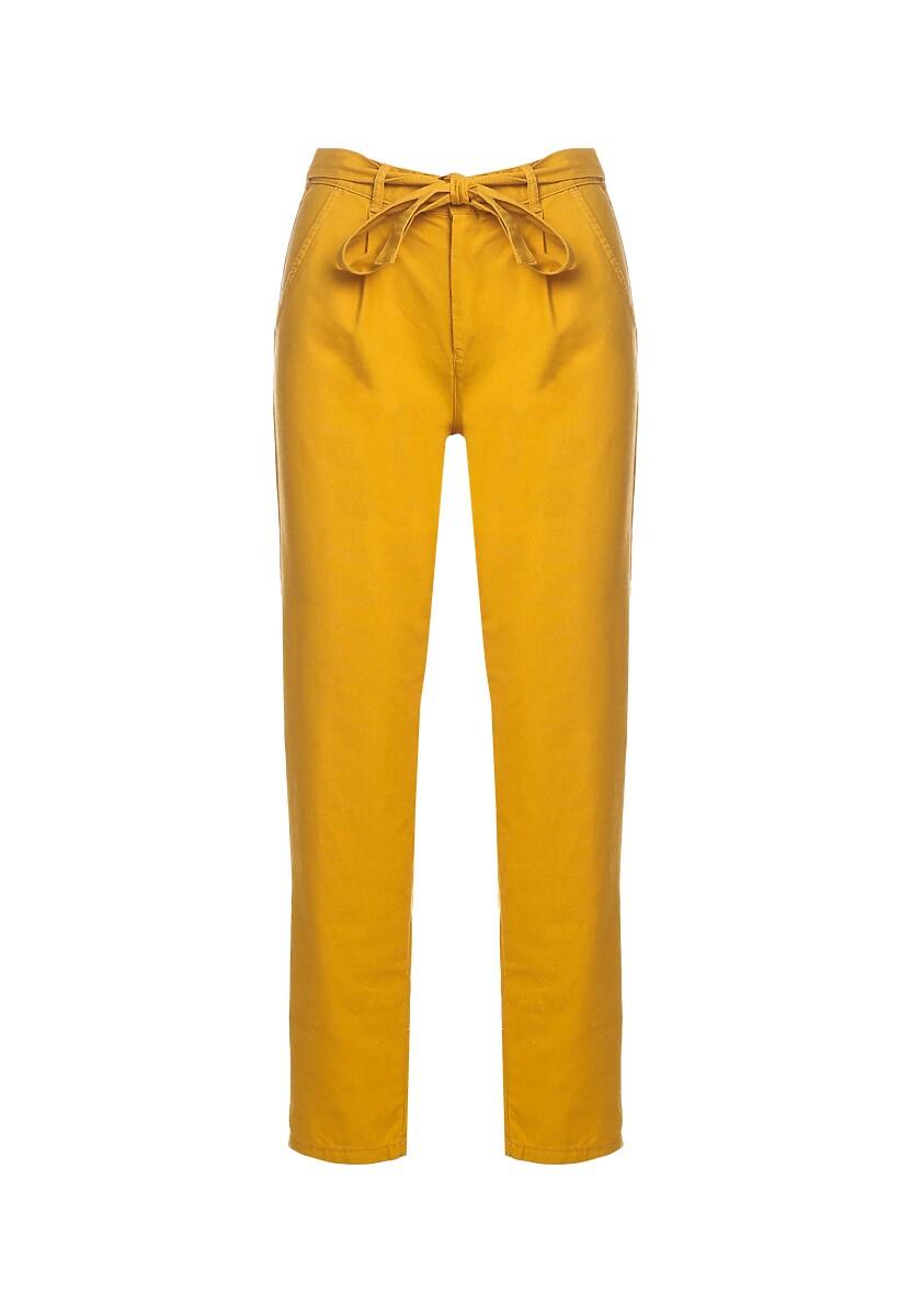 Żółte Spodnie Thereof